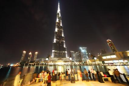 Burj Khalifa, United Arab Emirates